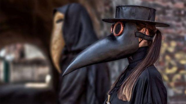 مرض الطاعون (الموت الأسود)