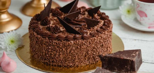 وصفة لتحضير تورتة شوكولاتة