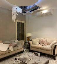 بالفيديو صاحب المنزل المتضرر من شظايا الصاروخ الحوثي بالرياض يروي تفاصيل الواقعة